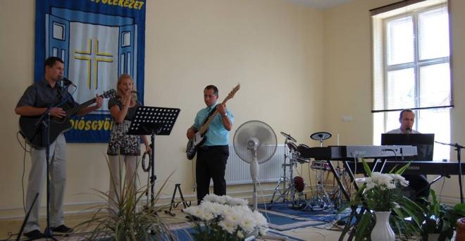 Nyitott Ajtó Baptista Gyülekezet